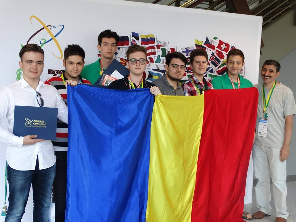 Medaliati la Genius Olympiad, New York!