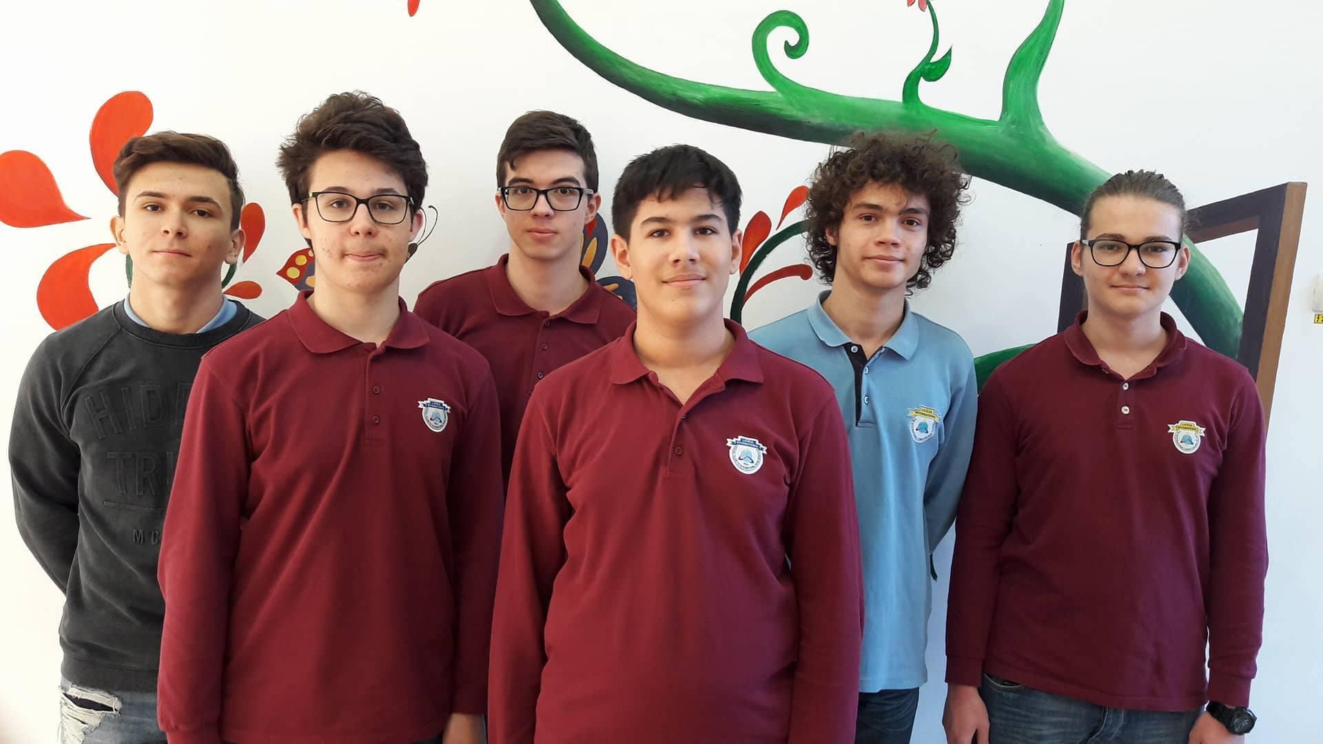 "Prestigiosul Concurs National de Matematica ""Laurentiu Panaitopol"""
