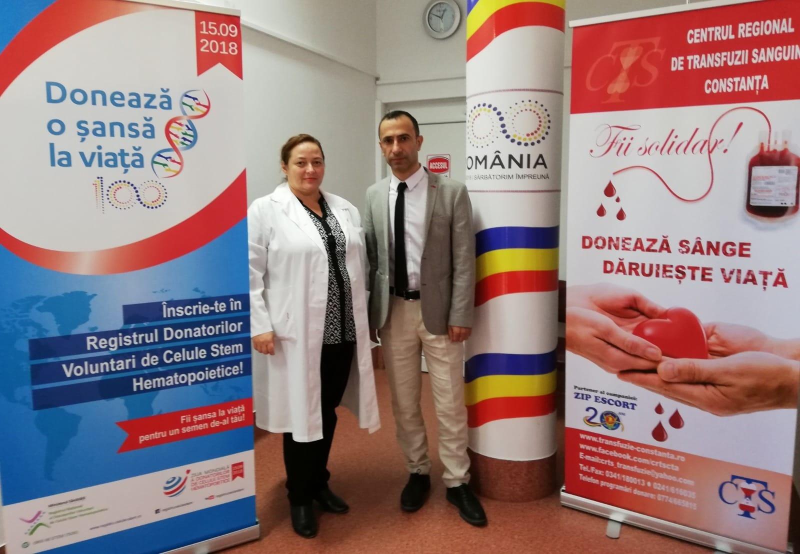 Director al Centrului Regional de Transfuzie Sanguina Constanta