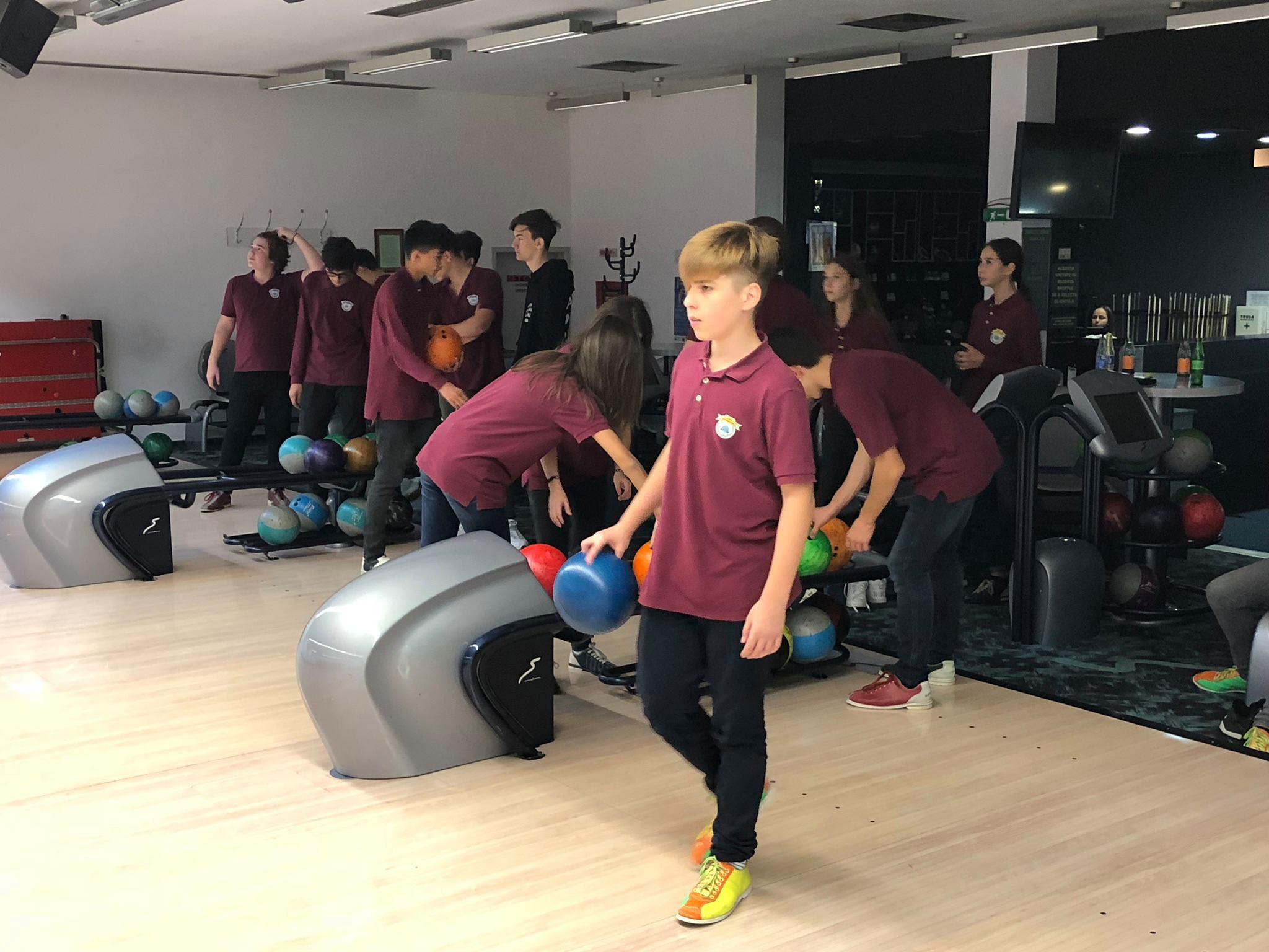 Clubul de bowling