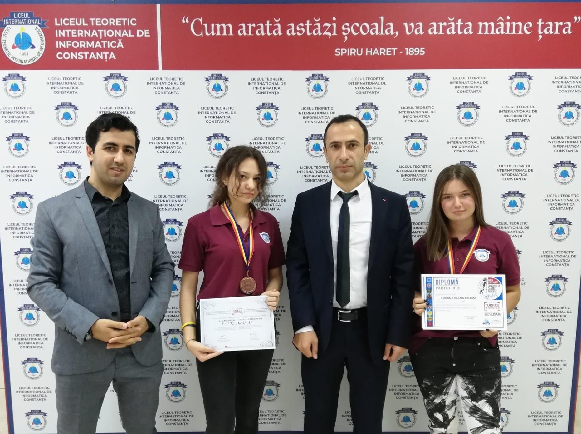 Olimpiadei Internationale de Limba si Cultura Turca
