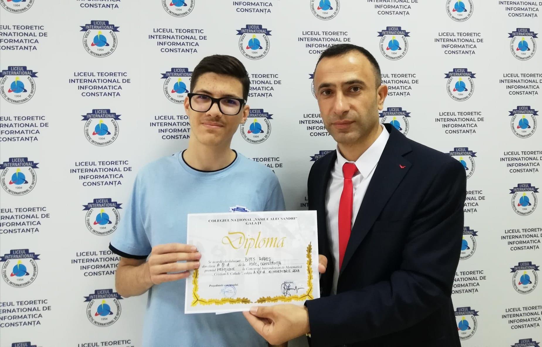 Concursul Interjudețean de Matematică Cristian S. Calude