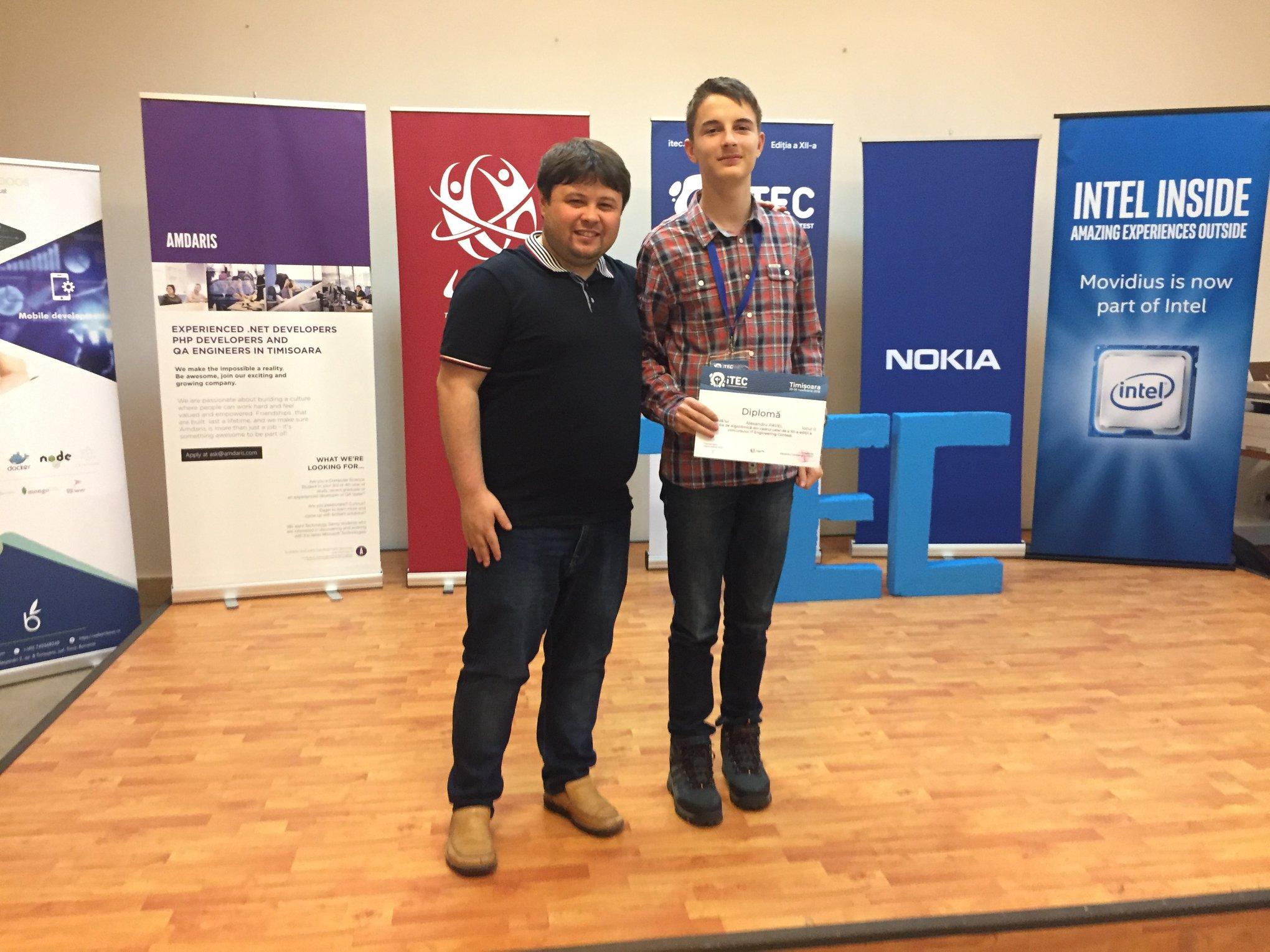 Concursul National iTEC