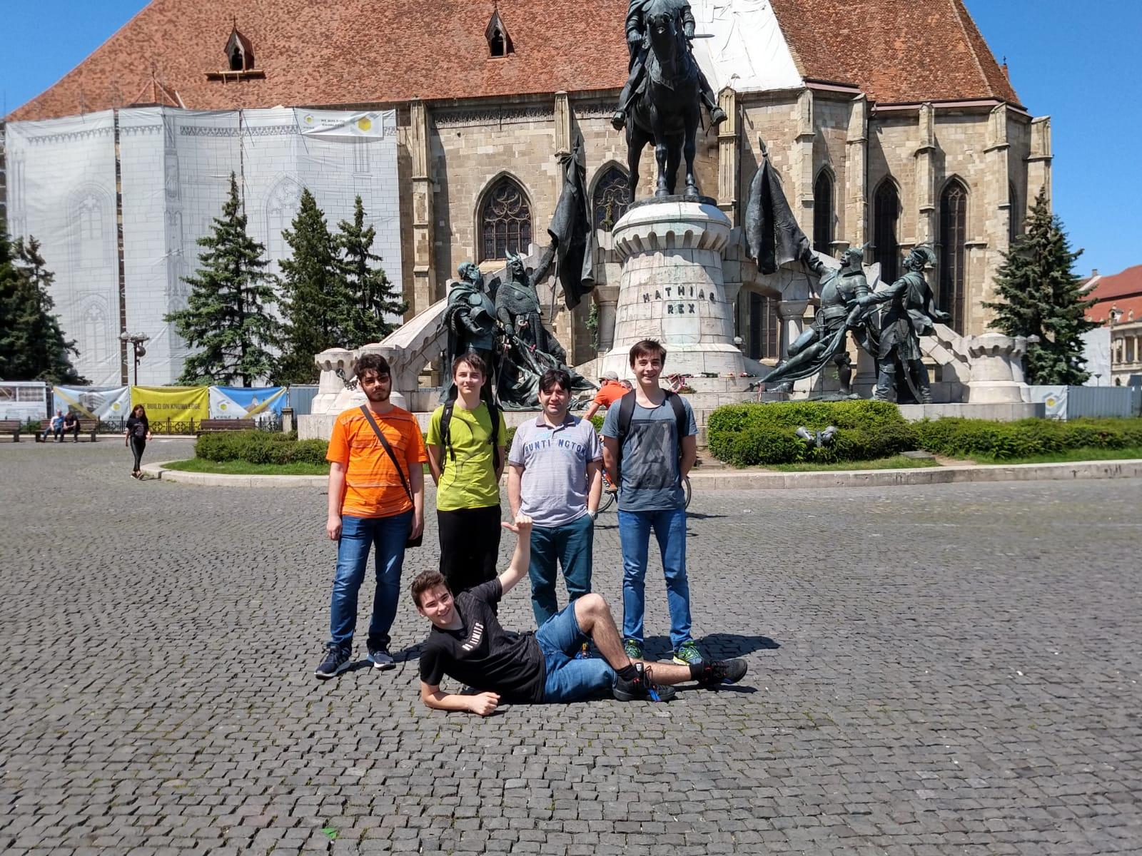 Școala altfel – Cluj Trip