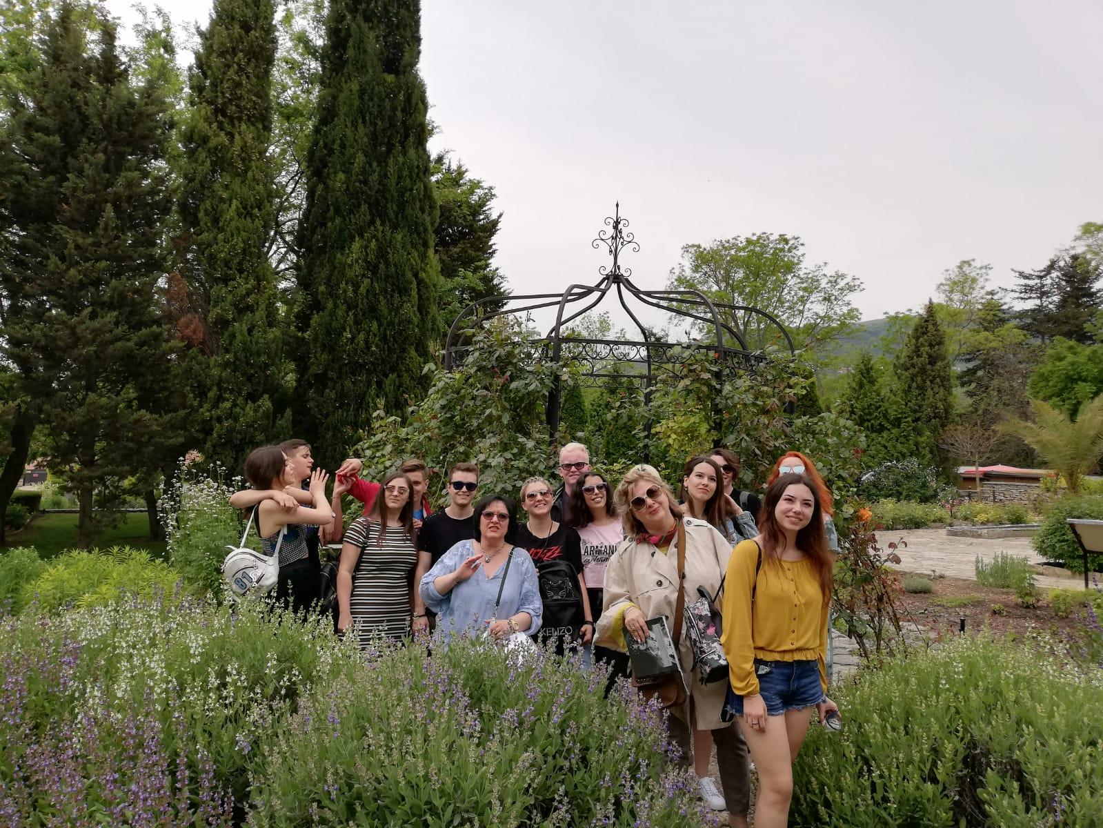 Scoala Altfel – Balchik Trip