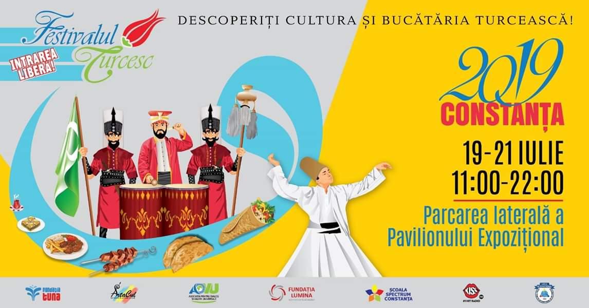 Festivalul Turcesc Constanta 2019