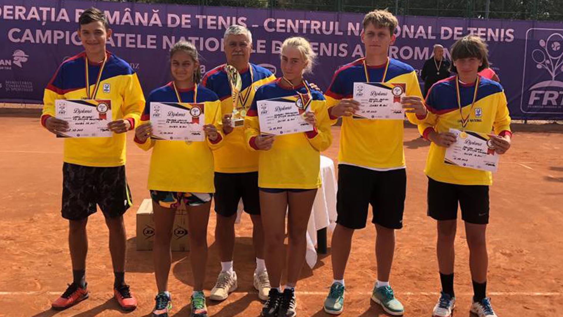 PALCAU MATEI VICTOR – CAMPION LA TENIS